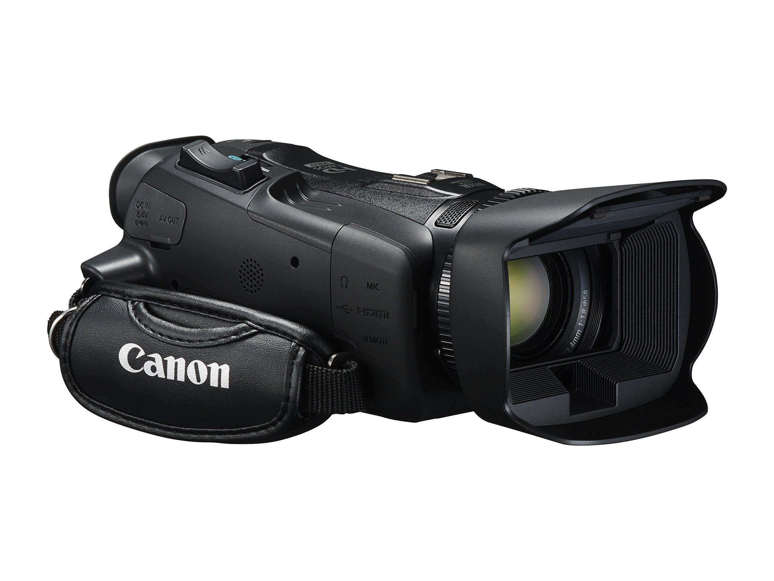 Amazon.com : Canon VIXIA HF G40 Full HD Camcorder 16PC
