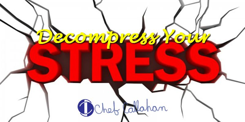 Decompress Your Stress | How to relieve stress, Chronic ...