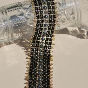 Vintage Pearl Bracelet - via @Craftsy