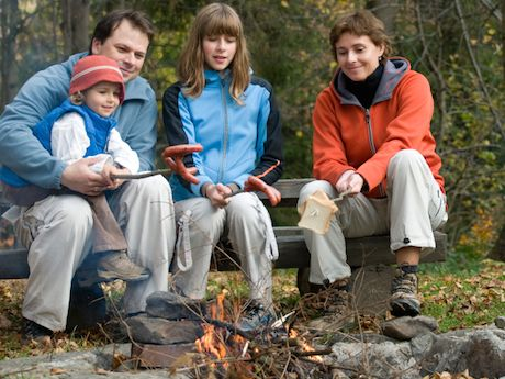 5 Tips for Camping With Kids in the Cold | ACTIVE