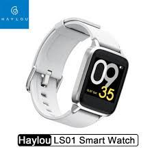 Global Version Haylou Smart Watch LS01 Women Men Sleep Management for Android ios Fashion - Global V...