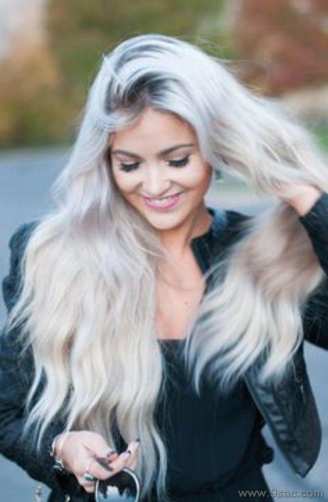 Platin Sarisi Sac Rengi Kimlere Yakisir Uzun Sac Sarisin Renkli