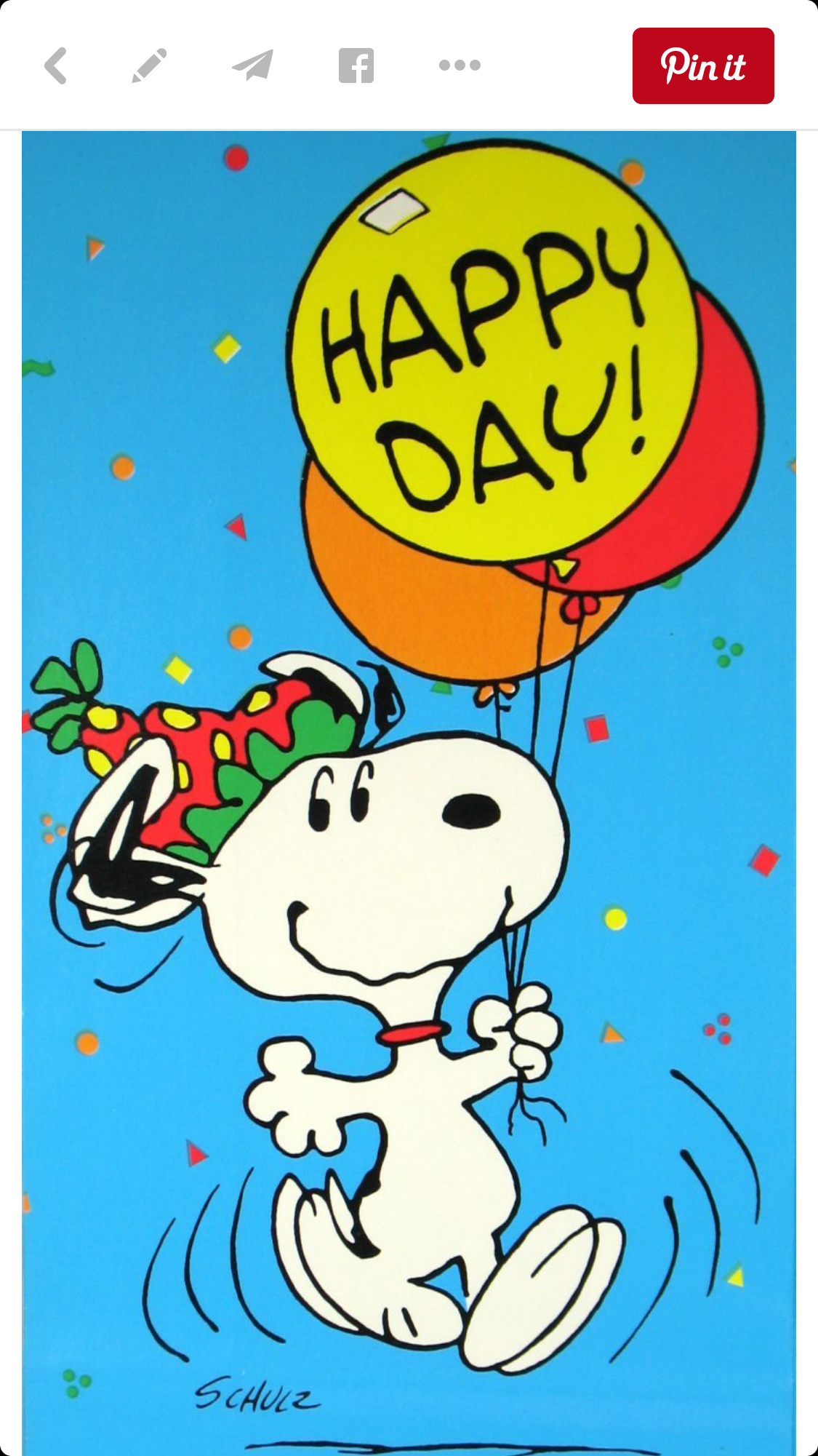 Happy Birthday Charlie Brown Pictures