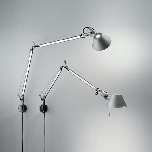 Artemide Tolomeo Classic Led Wall Lamp Modern Planet Wall Lamp Led Wall Lamp Wall Lighting Design