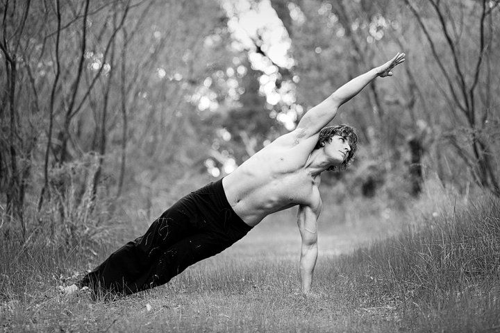 Image result for men yoga black white