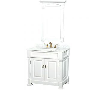 36 Wide X 18 Deep Bathroom Vanity