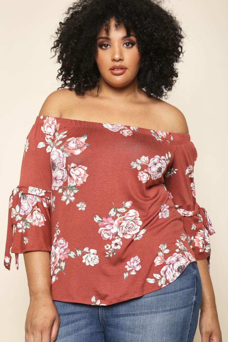 Dakota Rose Plus Size Top | +sise fashion | Pinterest