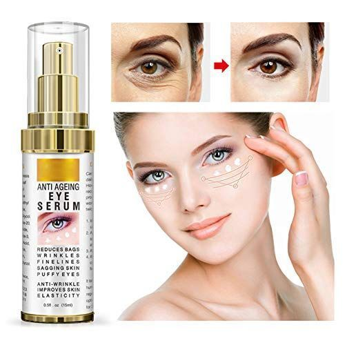 Himpokejg Skin Care for Women 15ml Anti-Wrinkle Ageless Eye Cream Dark Circles Remover Firming Pulling  Ggu$H@ $$t$ kU & F@b B@ut T #DarkCirclesUndereye #darkcircle
