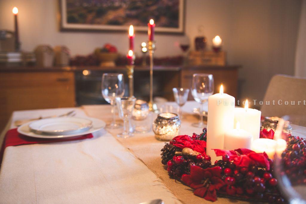 deco table noel rouge vintage 0844 bridezilla nono. Black Bedroom Furniture Sets. Home Design Ideas