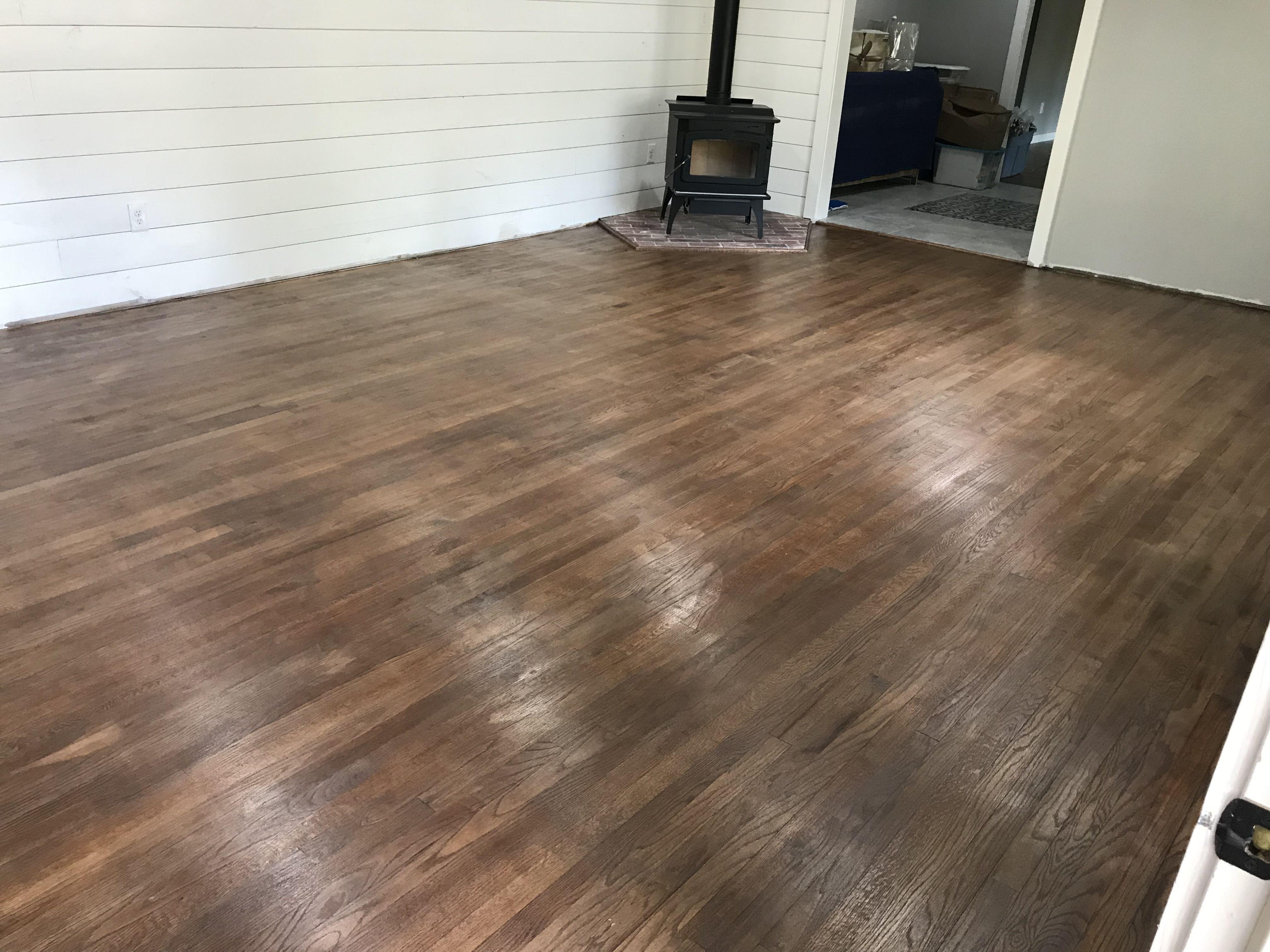 Final Special Walnut Weathered Oak Stain On Redwood Flooring Hardwood Floor Colors Floor Stain Wood Floor Stain Colors