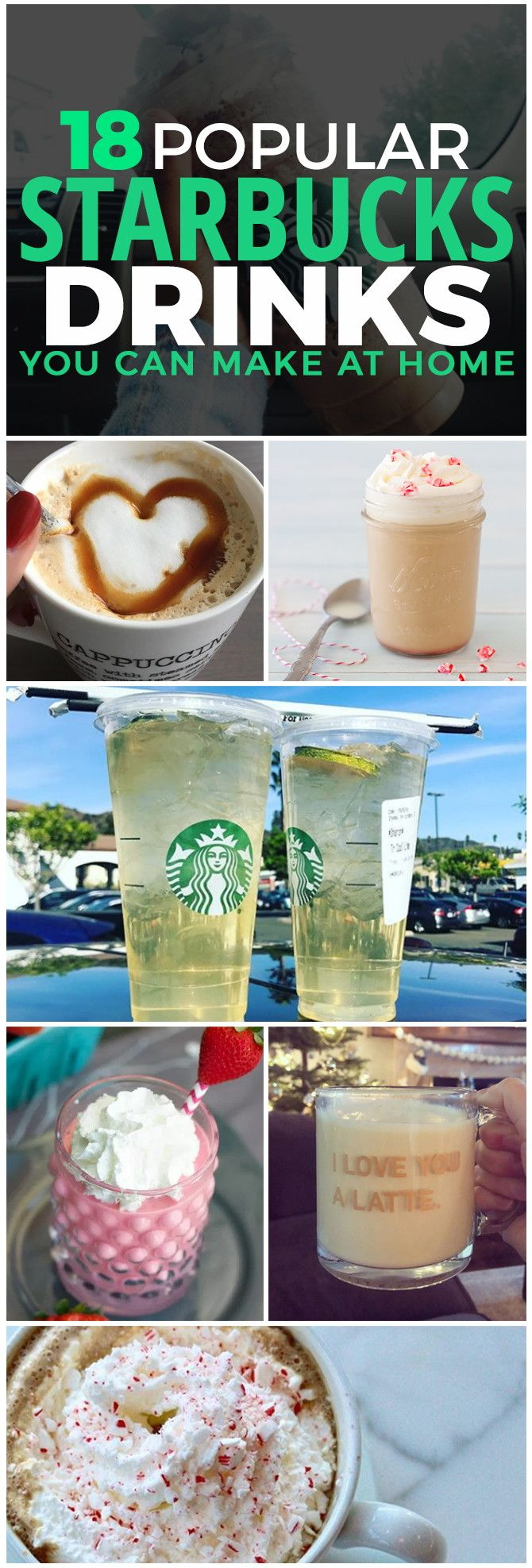 Starbucks Coffee At Home That You Can Make