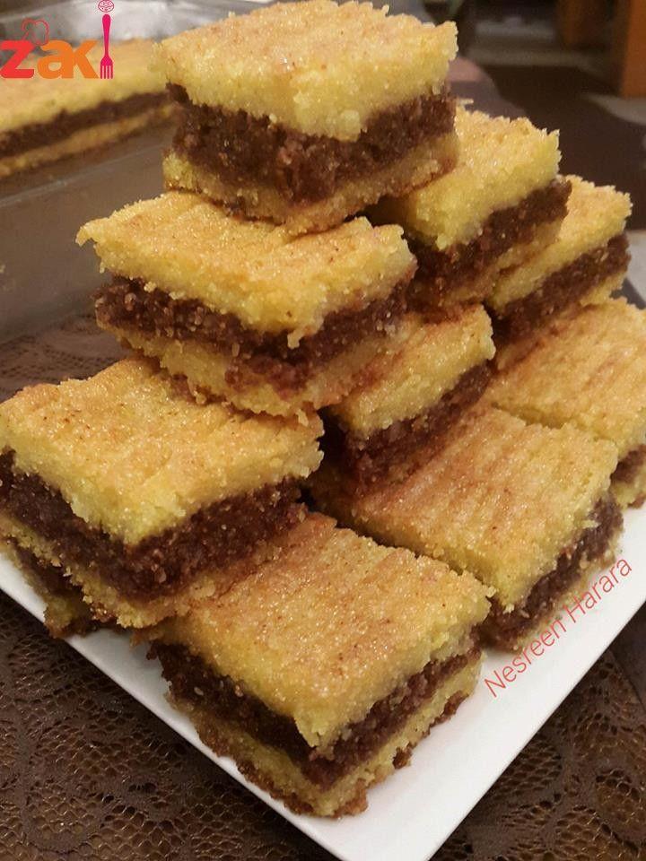 طريقة عمل ألذ و أشهى و أروع دحدح في الوجووووود لا يفوتكم زاكي Sweets Recipes Arabic Food Food