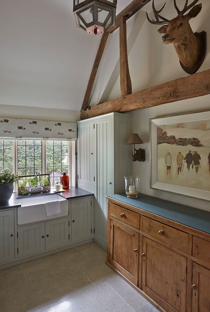 INTERIOR DESIGN COUNTRY HOUSES Wiltshire