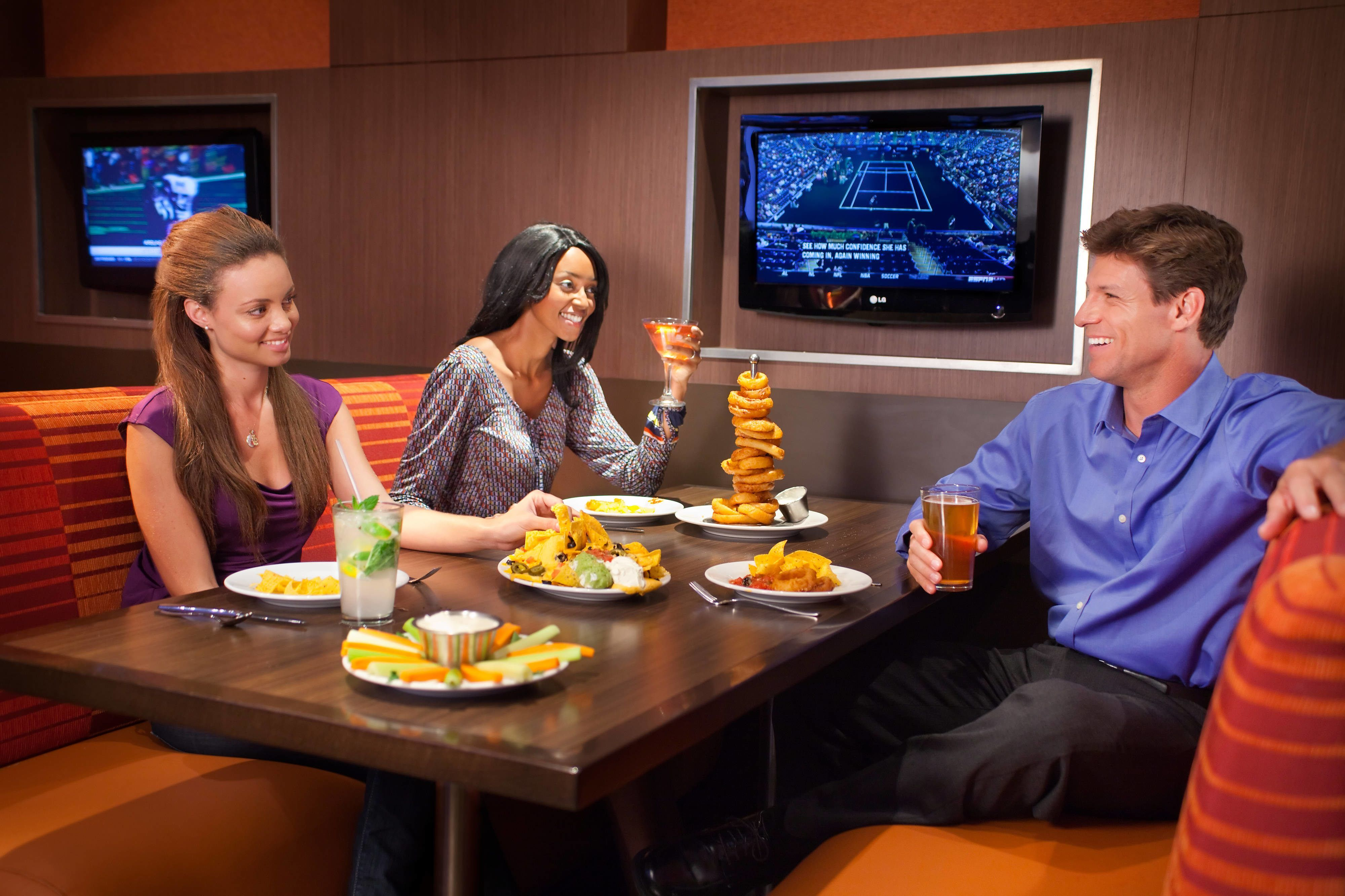 Residence Inn Miami Airport Champions Sports Bar Booth