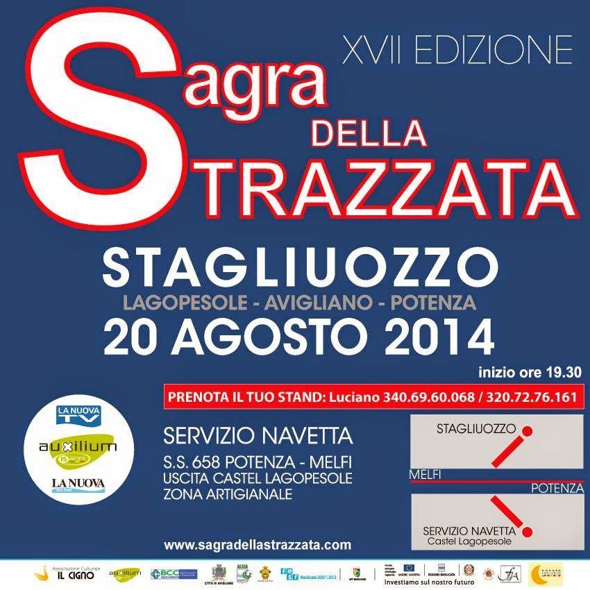 notizie lucane, basilicata news: 17^ edizione della Sagra della Strazzata a Staiuoz...