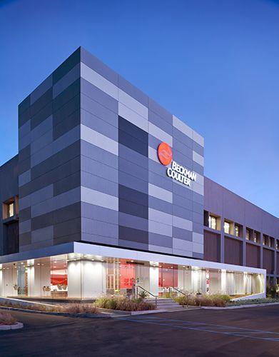 Beckman Coulter World Headquarters designed by Gensler