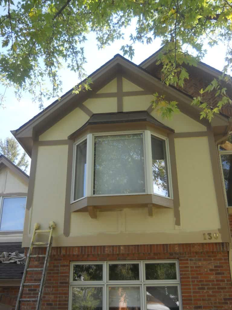 Cost To Paint Exterior Trim Important Tips House Paint