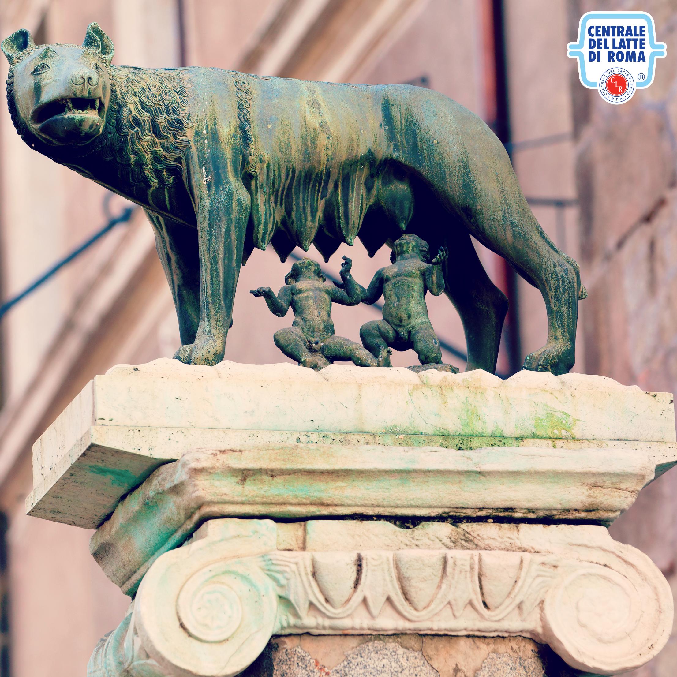 Roma - La lupa, Romolo e Remo *** Rome, Italy