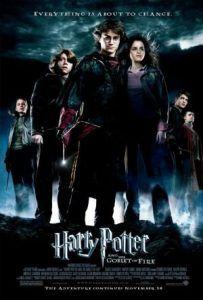 Harry Potter 4 And The Goblet Of Fire 2005 Hd Kalite De Tek Part Donmadan Aile Fantastik Macera Turkce Altyazili Full Hd Harry Potter Iyi Filmler Film Afisleri