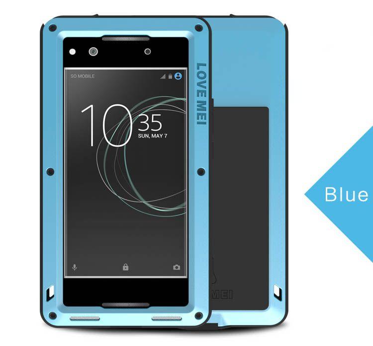 Love Mei Powerful Sony Xperia XA1 Protective Case