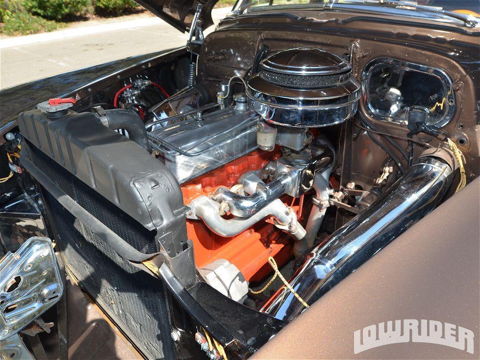 1949 Chevrolet Fleetline Stock 216Ci Engine