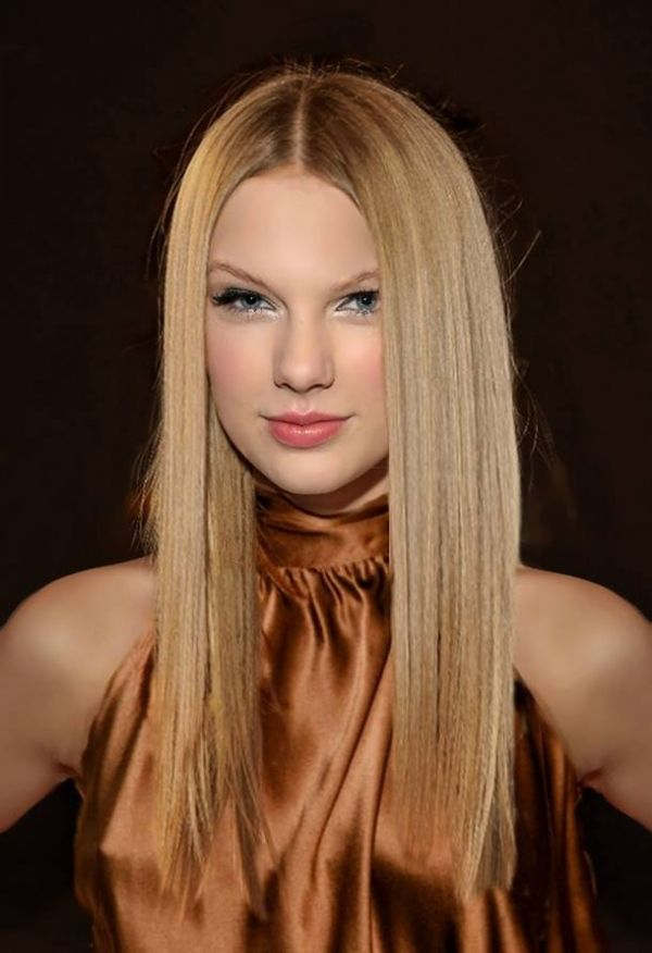 Picture Of Taylor Swift Thick Hair Styles Straight Hairstyles Easy Hairstyles