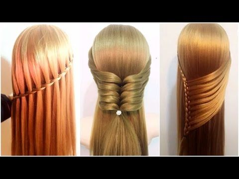 The Most Beautiful Hairstyles Tutorials April 2017 Best