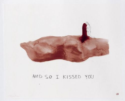 Louise Bourgeois and Tracey Emin