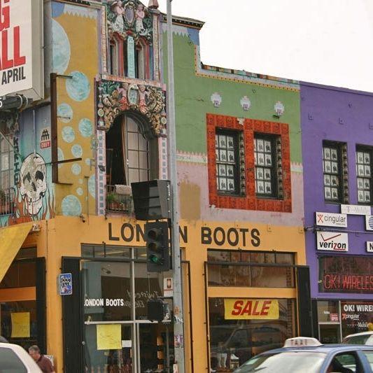 Melrose Avenue Utrip Fairfax Los Angeles Melrose Avenue Historic Neighborhoods