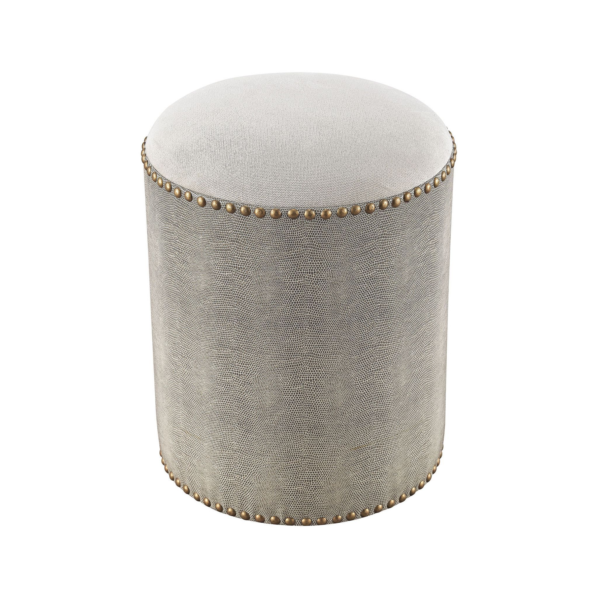 stool bench pin grey and sands round products point