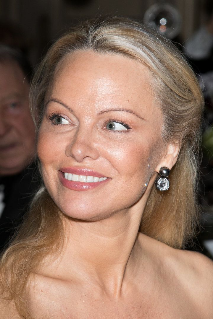 Pamela Anderson ~ 50 & looks better now if you ask me!