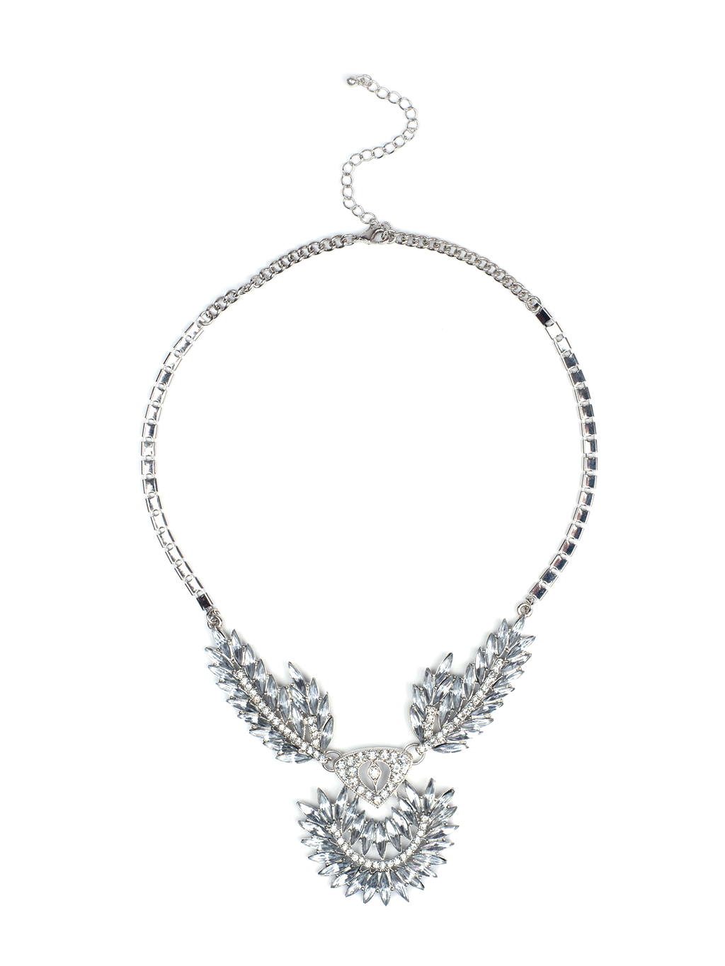 Our angel flight necklace i just love a bold sparkle fashion