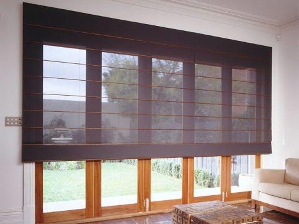 Room design vertical blind curtain for sliding door many office