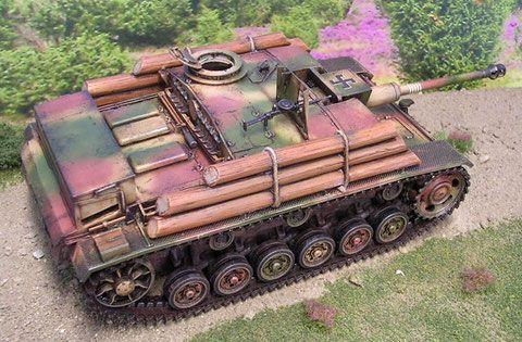 Stug40 finnische Ausf.