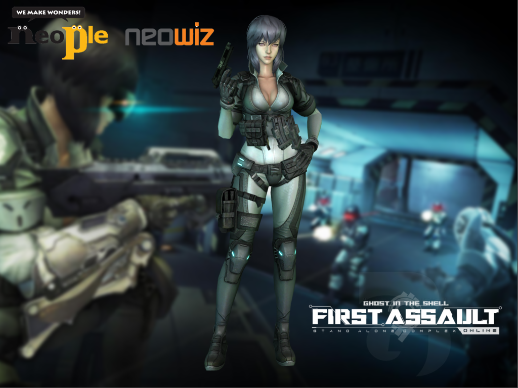 ghost in the shell first assault online