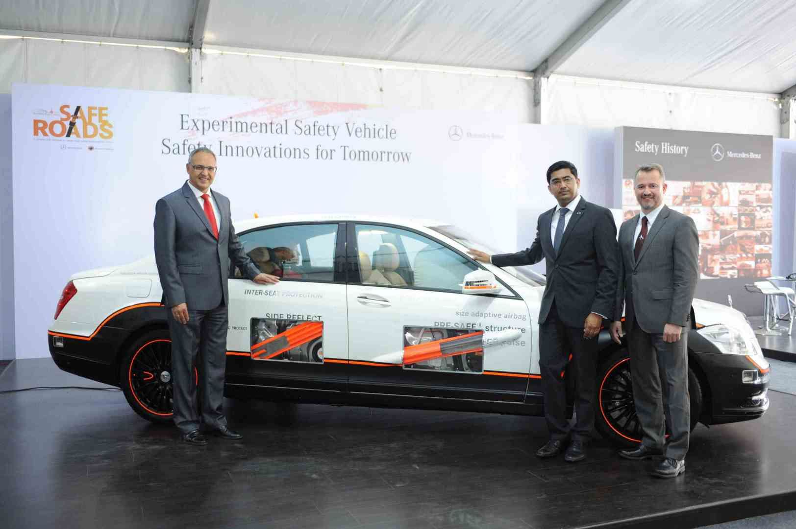 Mercedes-Benz India 'Safe Roads' initiative to educate traffic safety (4)