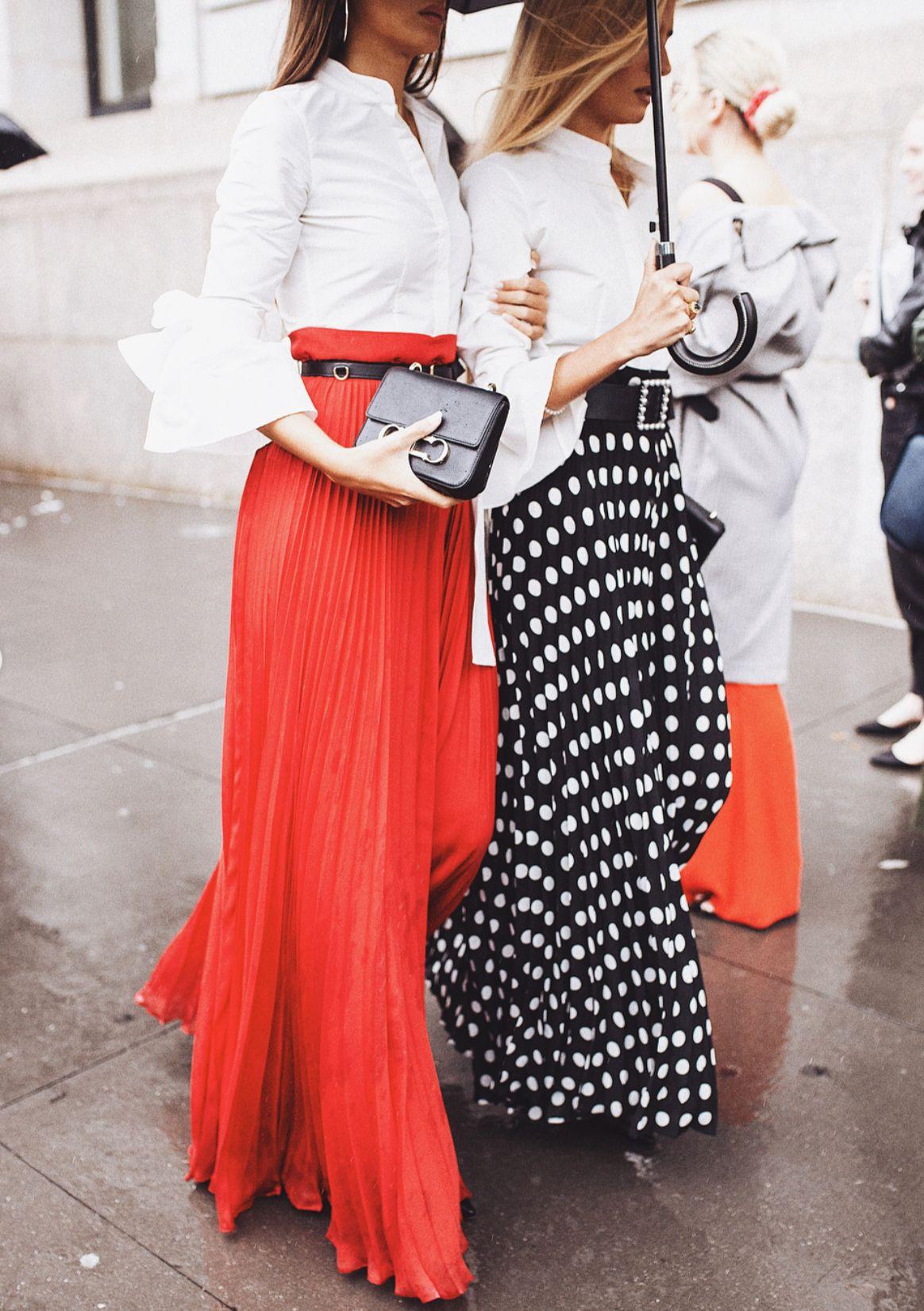 0c9d0762d6 NYFW Carolina Herrera 2019 - Marta Lozano Pascual - Street Style ...