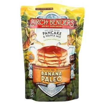 Birch Benders Products Phenom Stores Waffle Mix