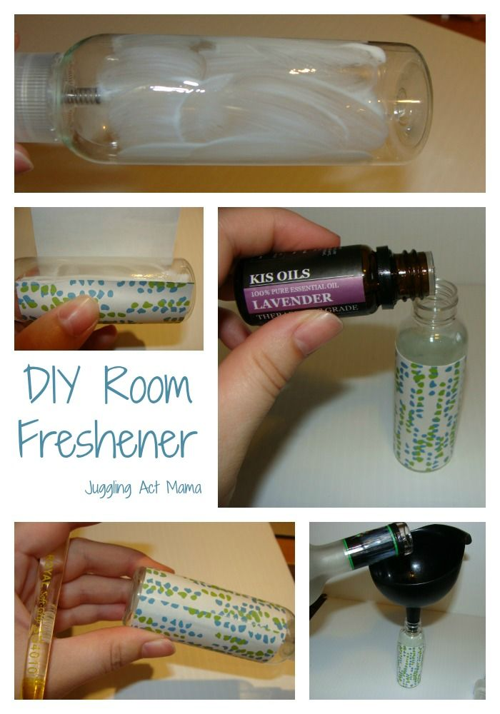 Juggling Act: DIY Room Freshener | My board | Pinterest | DIY and crafts