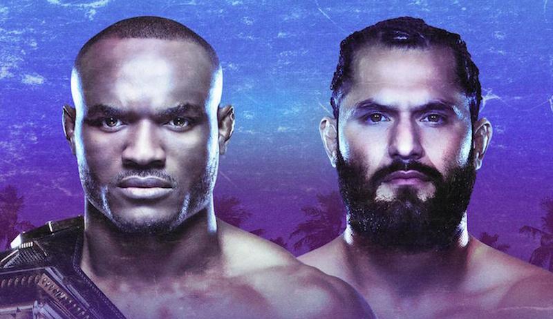 How to Watch UFC 251 Usman vs. Masvidal Live Online