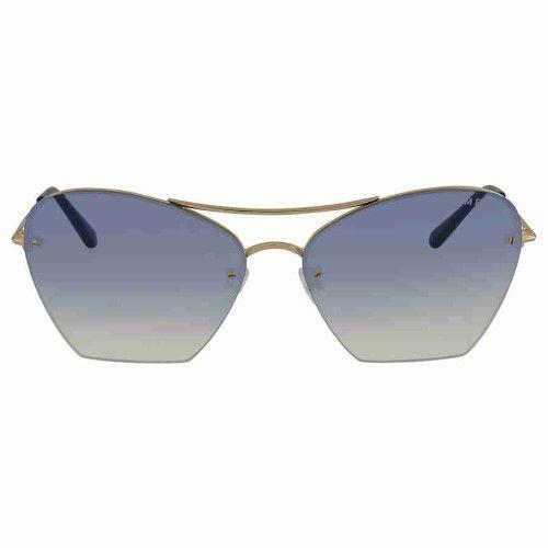 c499f9cca680 Tom Ford Annabel Blue Gradient Sunglasses FT0507 28W