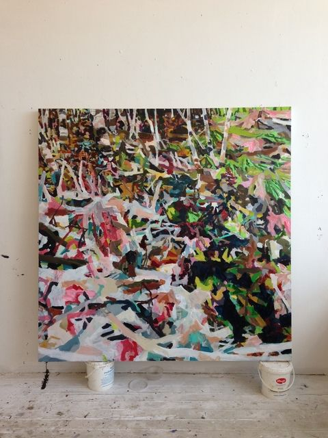 allison gildersleeve painting - Google Search