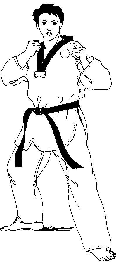 Adult Dogi (Gi) Pattern - Sewing pattern for making your own Gi for ...