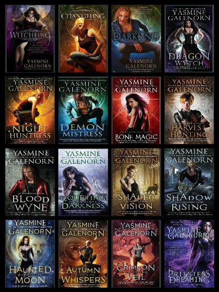 Sisters of the Otherworld by Yasmine Galenorn | Vampire books ...