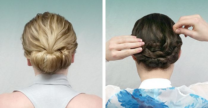 2 Post-Pool Hairstyles For Summer