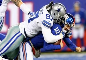 Dallas Cowboys Player Rips Ny Giants For Trash Talk Wears