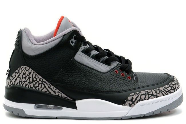best service 6791a 5a3f4 136064 010 Air Jordan Retro 3 Black Cement Grey cheap Jordan If you want to  look 136064 010 Air Jordan Retro 3 Black Cement Grey you can view the Jordan  3 ...