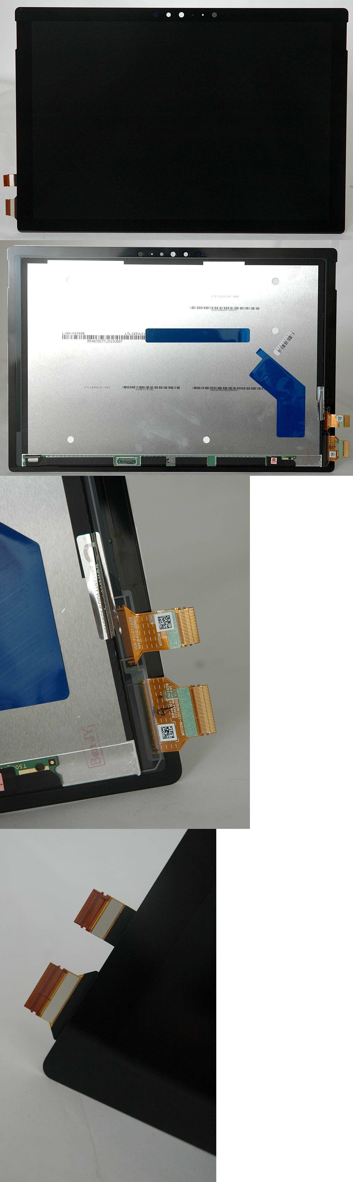 Laptop Screens and LCD Panels 31569: Microsoft Surface Pro 4 1724