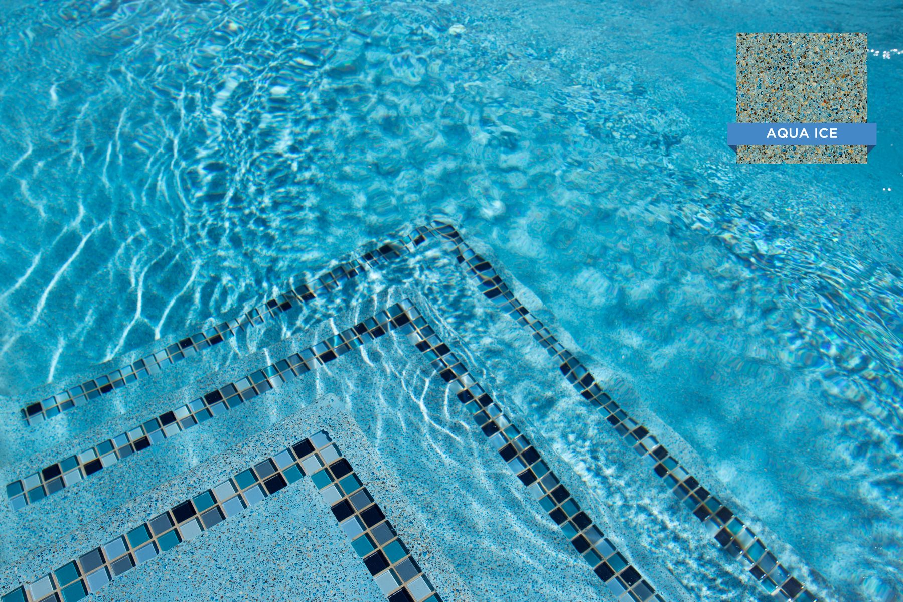 Wonderful Pool Finish Ideas For You To Copy: This Beautiful Denver, Colorado Pool Features Our Latest