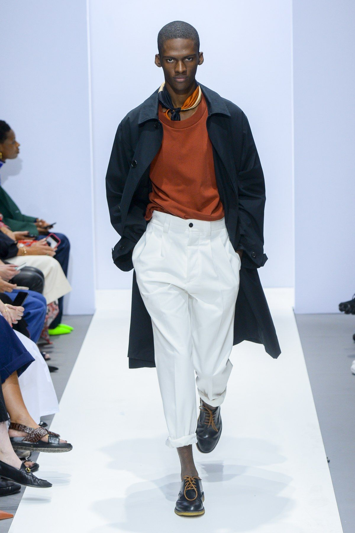 Margaret Howell Spring 2019 ReadytoWear Fashion Show is part of Casual wear for men - Margaret Howell Spring 2019 ReadytoWear collection, runway looks, beauty, models, and reviews